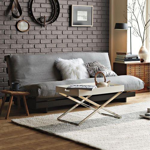 basic futon west elm