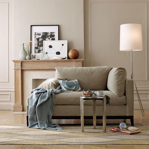 blake down filled chaise west elm
