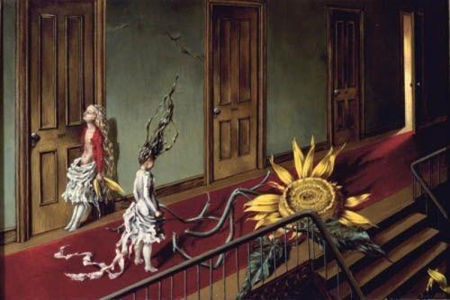 pintura eine kleine nachtmusik dorothea tanning