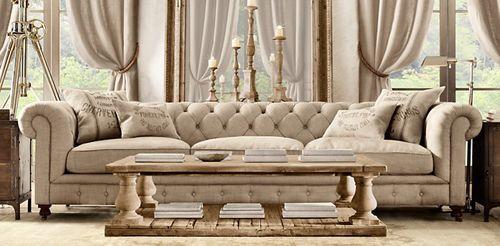 coleccion sofas kensington
