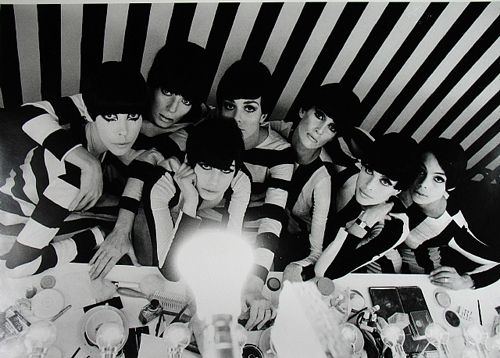 models backtage film who are you polly magoo 1966 william klein