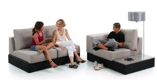 sofa modulable tatamik kibuc