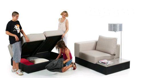sofa tatamik kibuc almacenamiento
