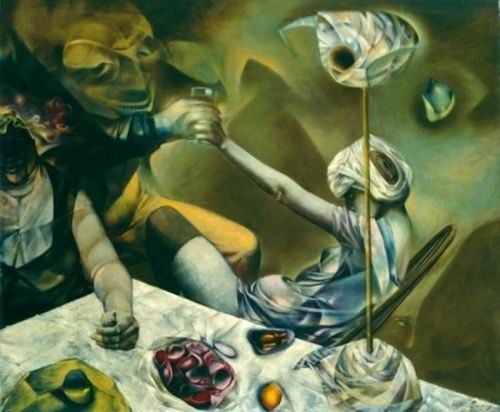 the philosophers dorothea tanning
