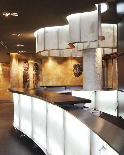 barra bar hotel urban madrid