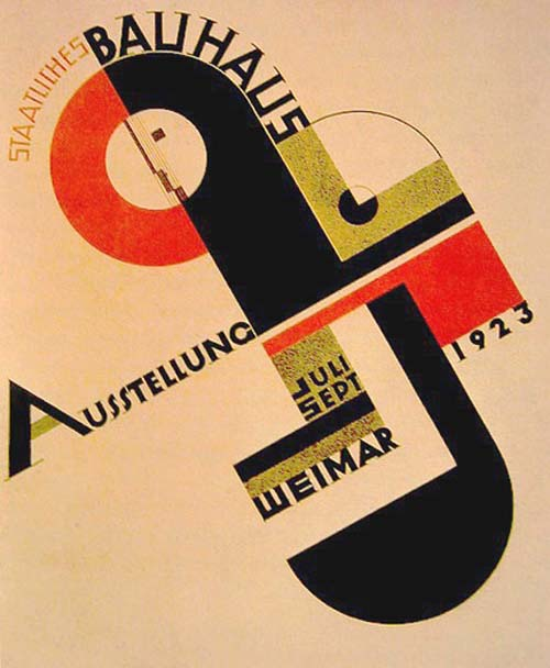poster exposicion bauhaus schmidt