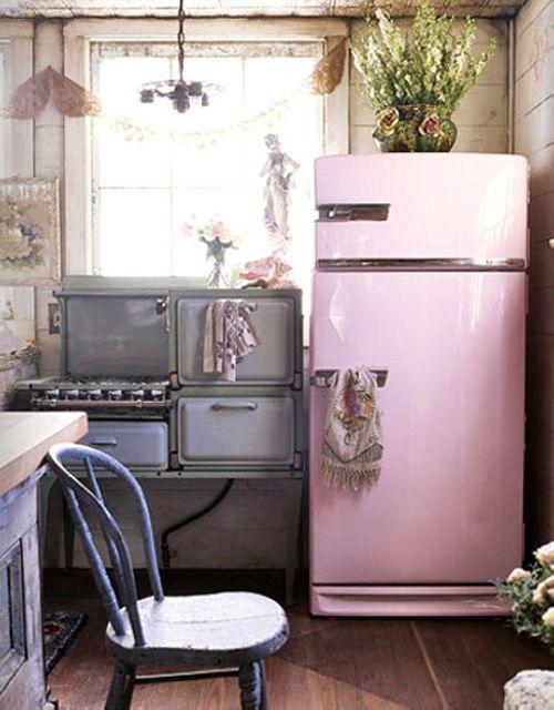 cocina diseños vintage