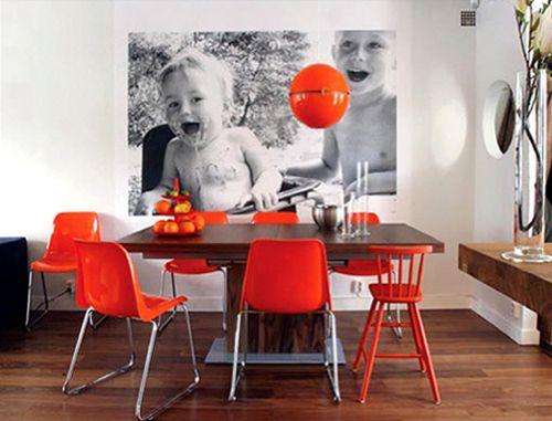 decoracion paredes fotografia ampliada