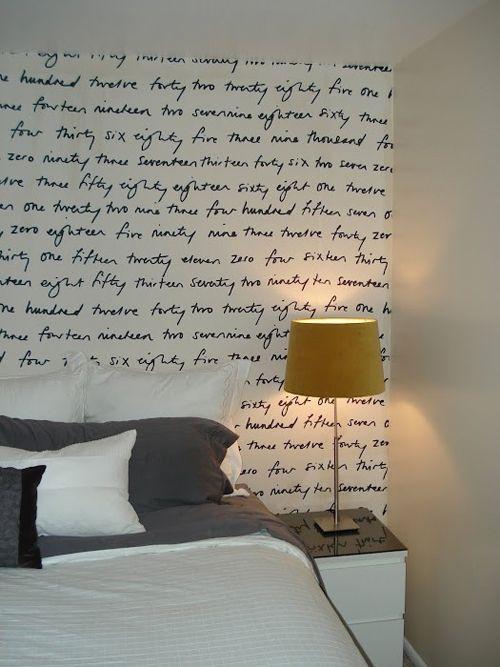 decoracio paredes letras