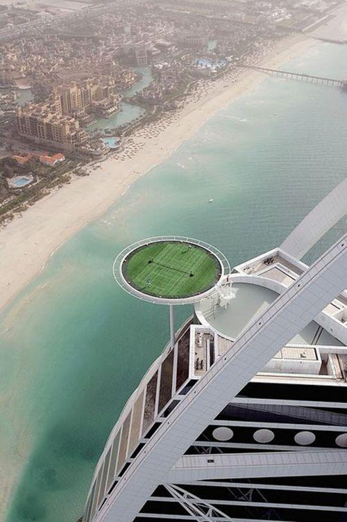Hotel Burj Al Arab en Dubai, hoteles de lujo