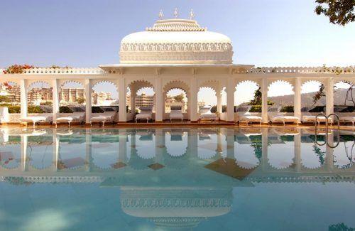 Hotel Taj Lake Palace hoteles de lujo