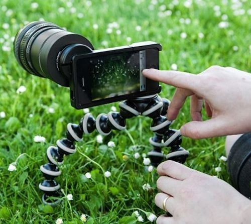 objetos de lujo camara fotos