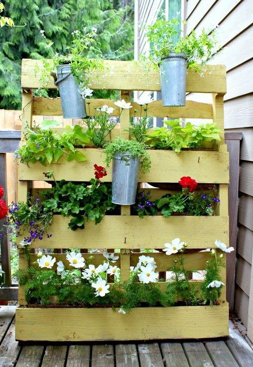 jardinera exteriores palets 1001pallets.com