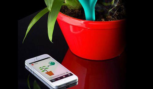 parrot flower power gadget planta