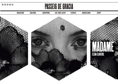 Paseo de Gracia Magazine premio LAUS