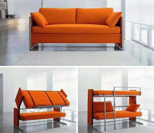 mueble transformable sofa litera decoracionde-interiores.com