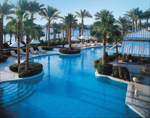 Hotel Sharm, Egipto.
