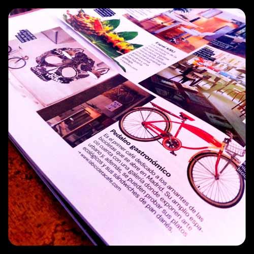 aparicion bicicleta cafe s moda pais labicicletacafe.com