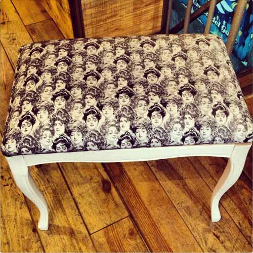 baqueta tapizada tienda delgallo facebook