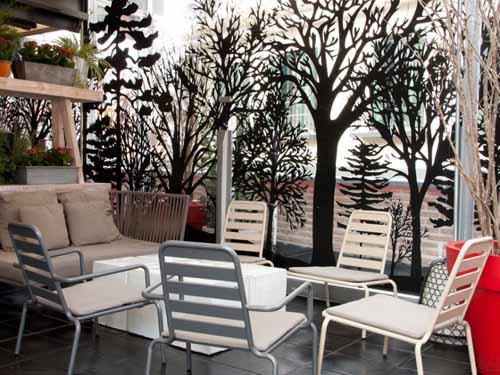 terraza cubierta cocina san anton loffit.abc.es