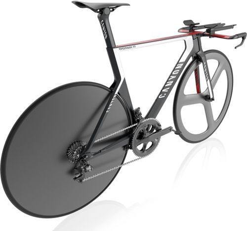 bicicleta concept speedmax red dot