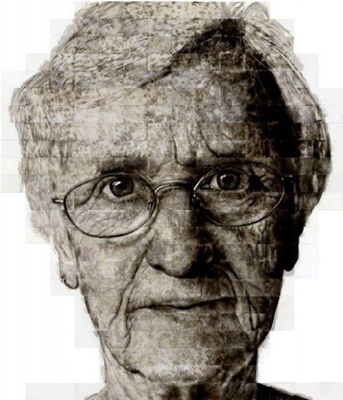 retrato denise steven spazuk