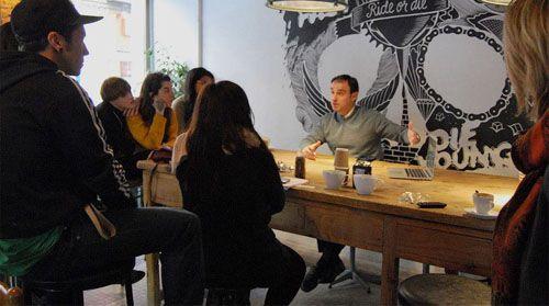 evento taller bicicleta cafe facebook