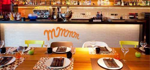 mesa interior restaurante cocina san anton facebook