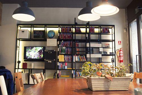 libreria viajes cafeteria ciudad invisible madriddiferente.com