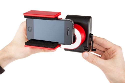 lomokino smart phone holder lomography