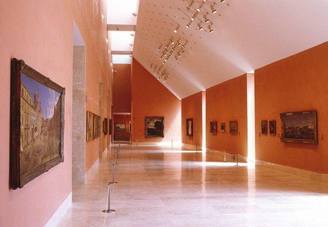 exposicion thyssen interior