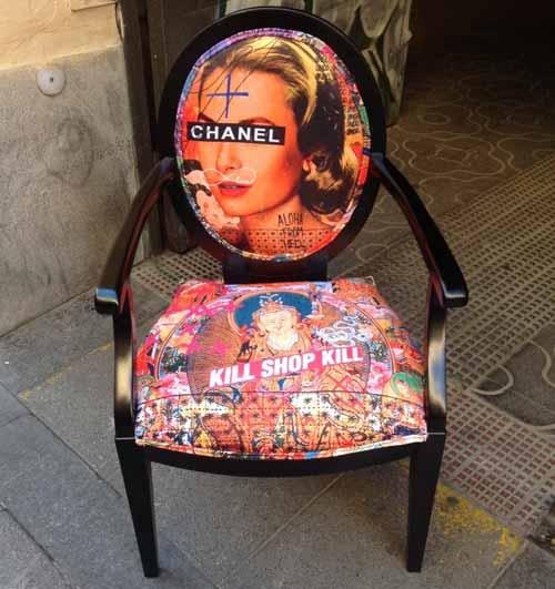 silla tapizada delgallo facebook