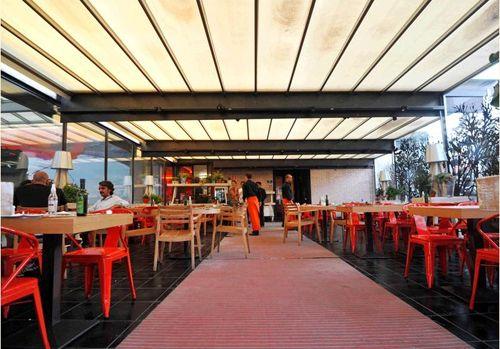 vista terraza cubierta restaurante cocina san anton lacocinadesananton.com