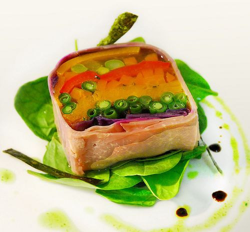 estilismo culinario
