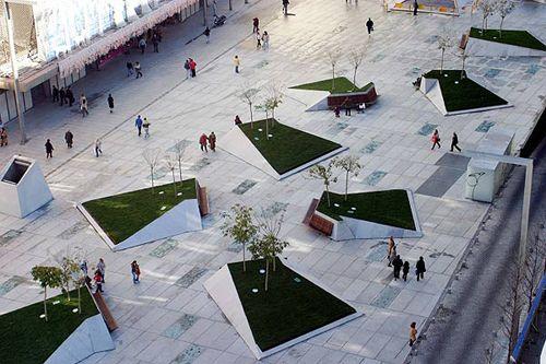 plazas importantes madrid