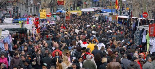 rastro market