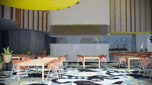 mesas restaurante asado brasil merida estudio row