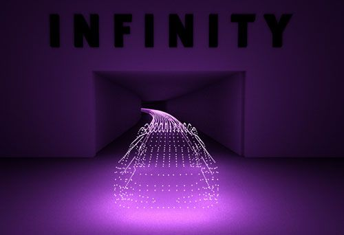 infiniti curved visions