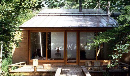 cabaña sengataki japon arquitecto toyo ito