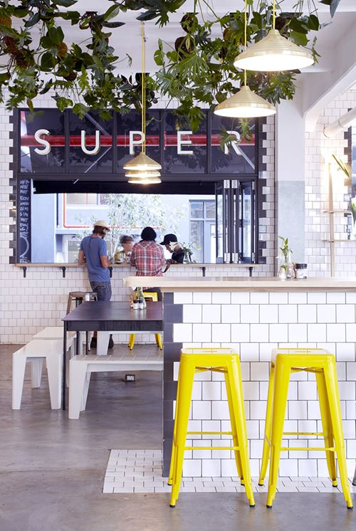 cafeteria superette
