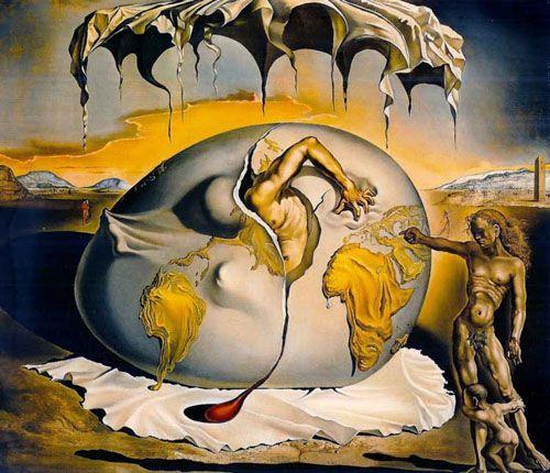 enfgeo cuadro salvador dali porelamoralarte.blogspot.com.es