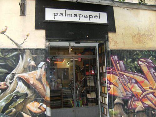 entrada tienda palma papel malasaña yelp.es