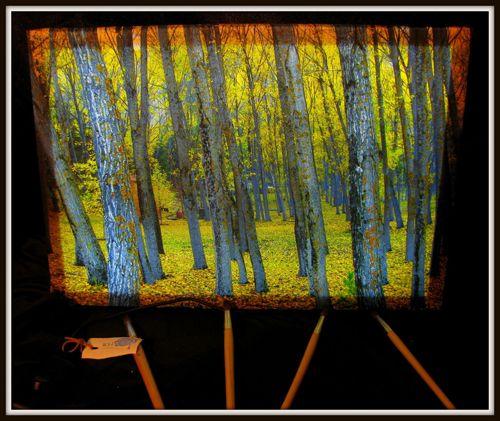 fotografia retroiluminada kiliart participante cuarta edicion kiliart.blogspot.com.es
