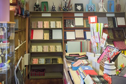 interior tienda palma papel malasaña joseluisdelara.com