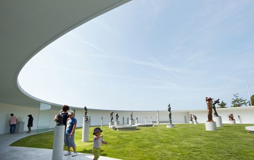 museo madre niño ken iwata imabari arquitecto japones toyo ito