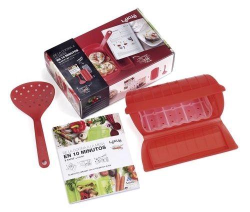 kit cocina mesa diez minutos lekue