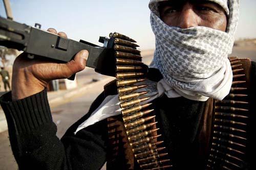 soldado manu brabo levantamiento libio