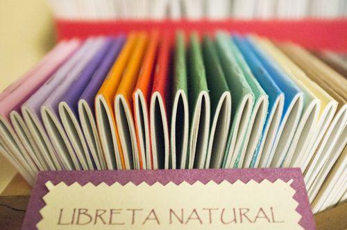 libreta natural colores palma papel malasaña joseluisdelara.com