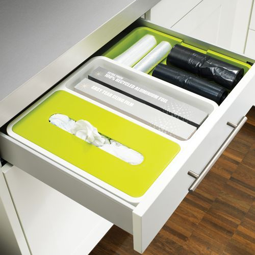 drawerstore stowaway organizador bolsas papel joseph joseph lekue.es
