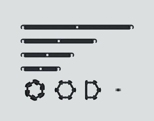piezas sistema xxxx_ yuya ushida designboom.com